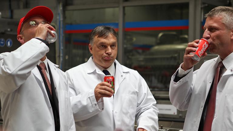 Szürke zónák Orbán kísérleti laborjában