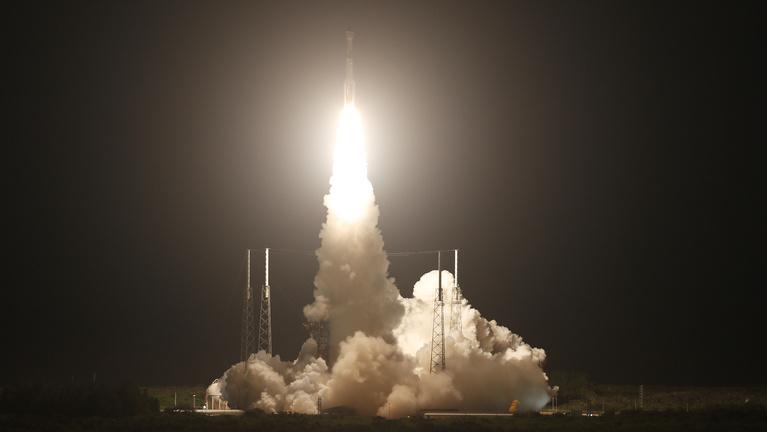 Bajba került a Boeing űrhajója