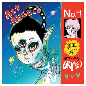 Grimes Art Angels