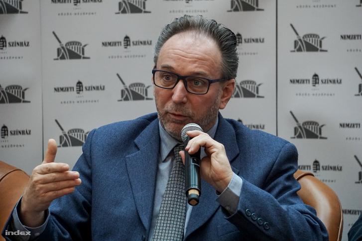 Fekete Péter, az EMMI kultúráért felelős államtitkára