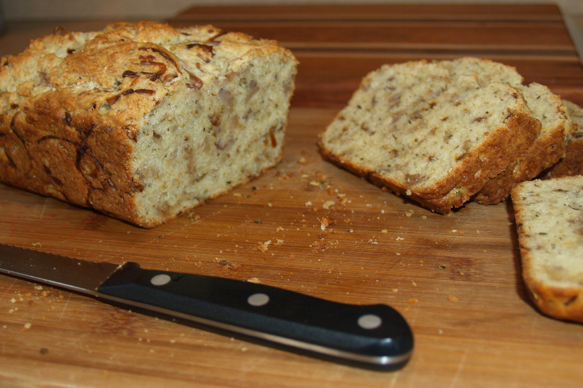 hagymás kenyérke recept