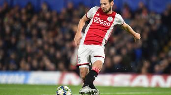 BL-meccs után derült ki, begyulladt a holland játékos szívizma