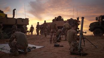 33 dzsihadista terroristát öltek meg francia katonák Maliban