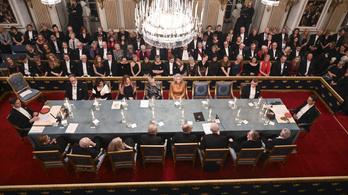 Négy új tagja van az irodalmi Nobel-díjat odaítélő Svéd Akadémiának