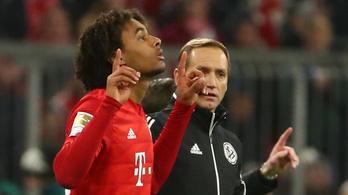 A 18 éves csodacsere újra megmentette a Bayernt