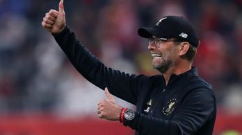 Klopp és a Liverpool hosszabbításban nyerte a klub vb-t