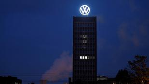 Újabb pofon a Volkswagennek: most 25 milliárd forintnyi büntetést kaptak