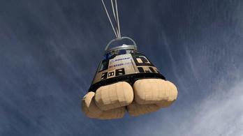 Vasárnap visszahozzák a Földre az eltévedt űrhajót
