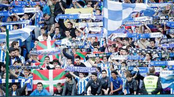Egy egész falunak fizeti a jegyét a 8-0-s kiütés után a Real Sociedad