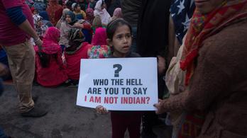 Nem muszlimellenes a muszlimokat kizáró törvény az indiai kormányfő szerint