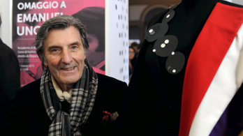 Meghalt Emanuel Ungaro divattervező
