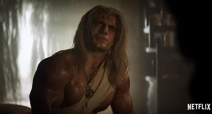 Henry Cavill, mint Ríviai Geralt