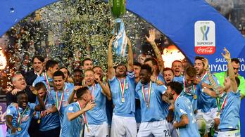 Tökéletes szabadrúgással kapta meg a Juventus a kegyelemdöfést