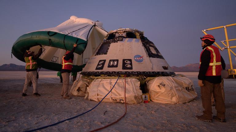Rég örült kudarcnak ennyire a NASA