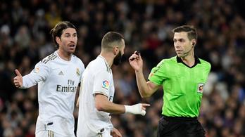 A Real Madrid leszakadt a Barcelonáról