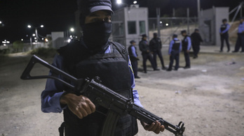 Két nap alatt harminchat rab halt meg hondurasi börtönverekedésekben