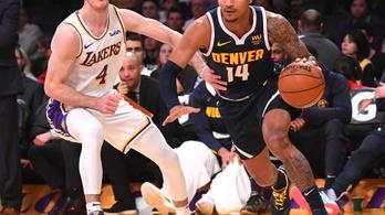 LeBron James nélkül nem megy, sorozatban harmadszor kapott ki a Los Angeles Lakers