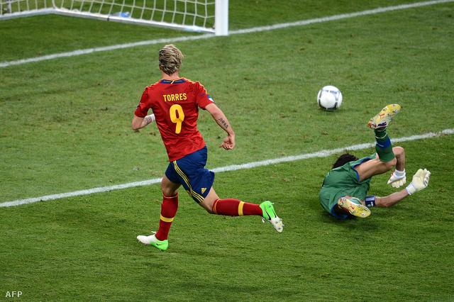 Torres góljával 3-0