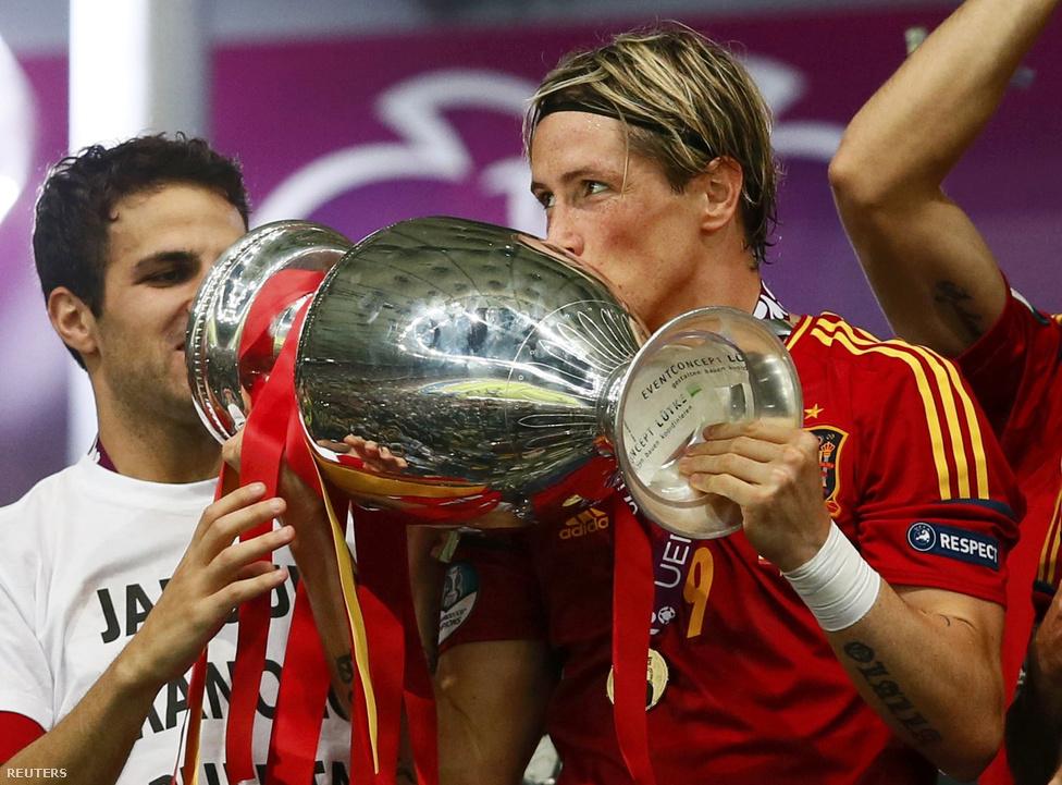 Torres a kupával