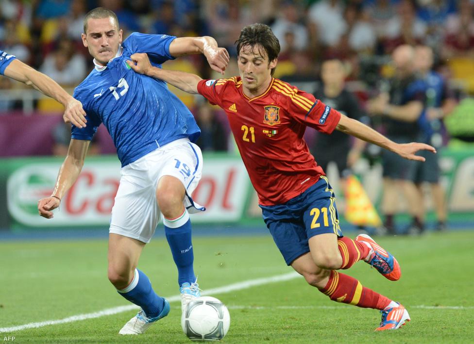 Bonucci és Silva