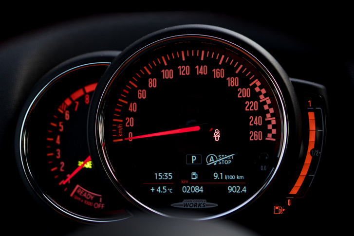 Szép BMW-marancs