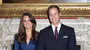 Kate Middletonék karácsonyi üdvözlőlapján egy hópihényi karácsonyi hangulat sincs