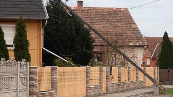 Erős szél várható a Dunántúlon, több helyen riasztásokat adtak ki