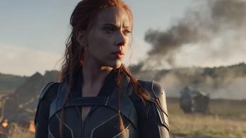 Scarlett Johansson már magyarul beszél a Fekete Özvegy előzetesében