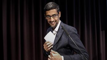 300 százalékos béremelést kapott a Google vezérigazgatója az új állása mellé
