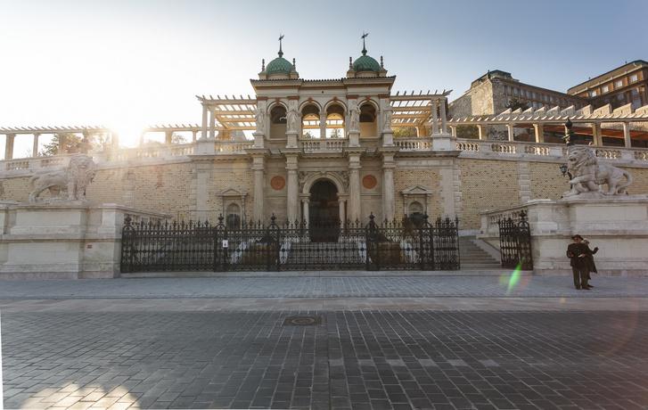 Várkert Bazár Budapest Fotó Horváth Dániel