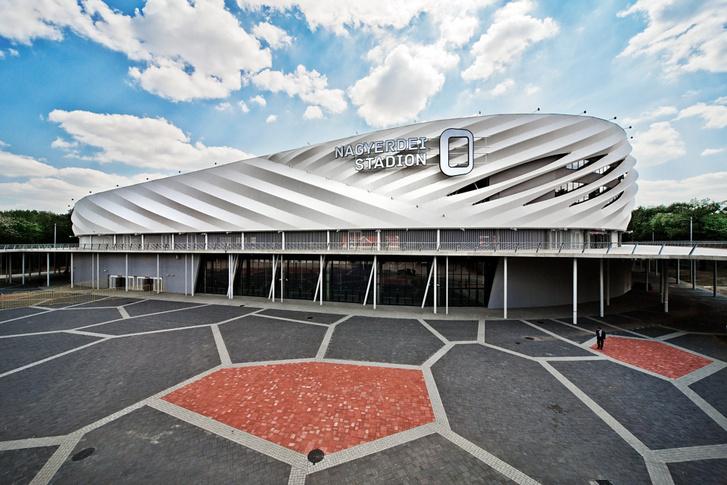 Nagyerdei Stadion Debrecen Fotó Bujnovszky Tamás