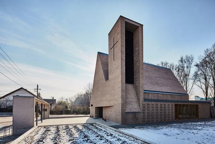 Debrecen Szent György templom Fotó Batár Zsolt
