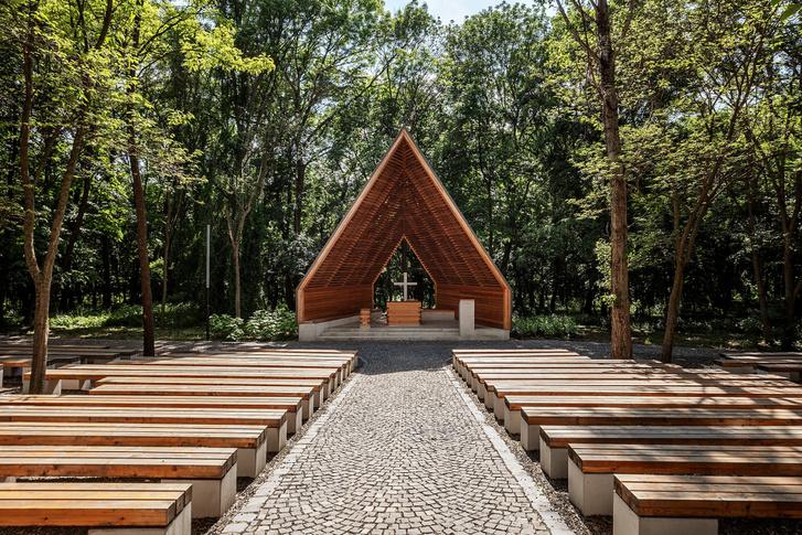 Fátimai Szűz zarándokhelye Alsószentiván Fotó Bujnovszky Tamás