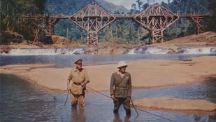 Híd a Kwai folyón: pokoli körülmények között épült a japán halálvasút
