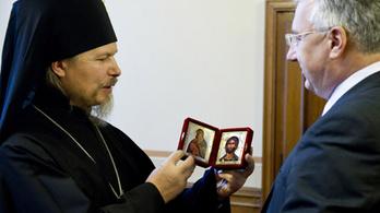 Orbán Viktornak hálálkodik az Orosz Ortodox Egyház Magyar Egyházmegyéjének kormányzó főpásztora