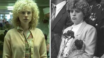 A sorozat miatt zaklatják és gyerekgyilkosnak tartják a Csernobilt túlélő tűzoltófeleséget