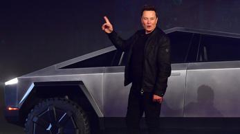 420 dolláron pörög a Tesla-részvény ára