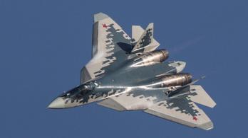 Lezuhant egy orosz vadászbombázó, a pilóta túlélte