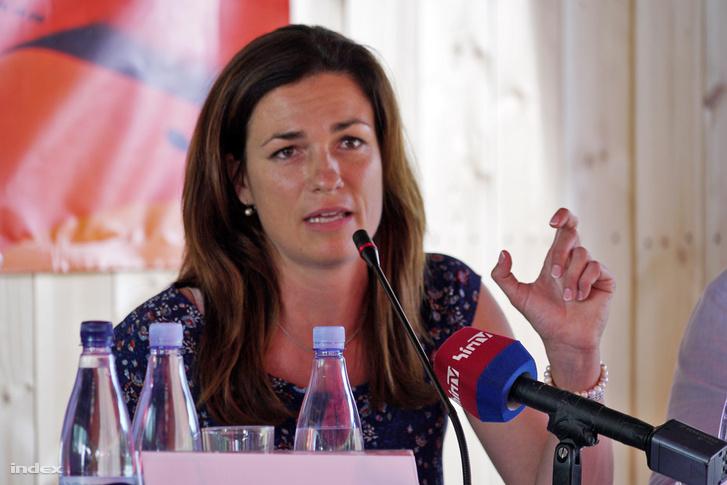 Varga Judit, igazságügyi miniszter