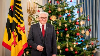 A belga király és a német államfő is üzent karácsonykor