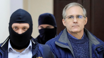 Börtönben marad a Moszkva által kémkedéssel vádolt amerikai