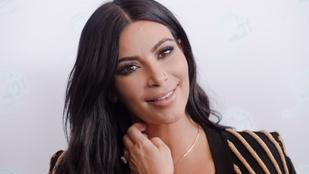 Kim Kardashian egy majdnem 20 millió forintot érő dzsekit ajándékozott 6 éves gyerekének