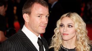 Madonna és Guy Ritchie pereskedéssel tölti a karácsonyt