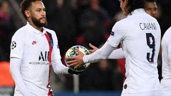 Nem a PSG-ben rúgja be jubileumi gólját a 399 gólos csatár