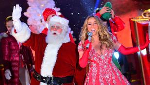 Kiderült, hogy rengeteg sztár imádja Mariah Carey-t és a karácsonyi dalát