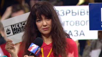 Kényes kérdést tett fel Putyinnak az újságírónő, már nem dolgozik ott