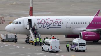 Pórul jártak a Wizzair karácsonyi londoni járatának utasai, de főleg egy mozgáskorlátozott utas