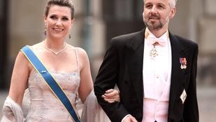 Öngyilkos lett a norvég hercegnő exférje