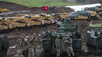 A török hadsereg Líbiába is bevonul