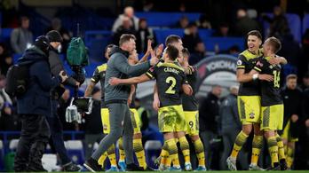 Boxing Day: kikapott a Chelsea, győzelemmel kezdett Ancelotti